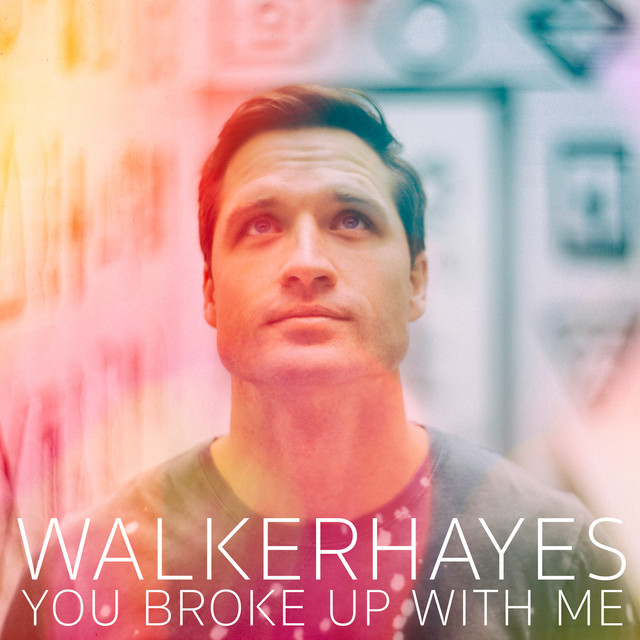 You Broke Up With Me album cover