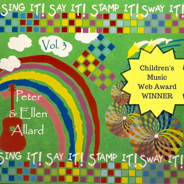 Sing It! Say It! Stamp It! Sway It!, Vol. 3 by Peter & Ellen Allard