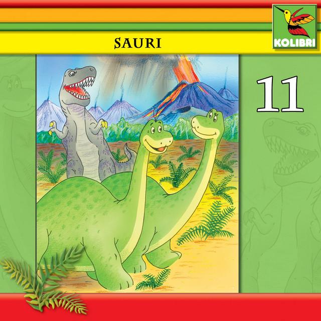 Sauri 11 - Sauri und Dina in Gefahr
