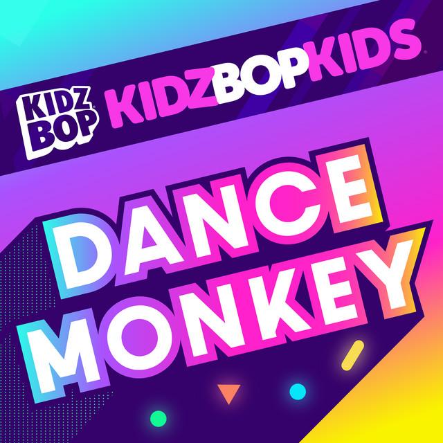 Dance Monkey album cover