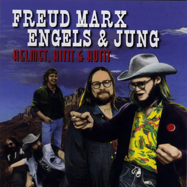 Freud Marx Engels & Jung