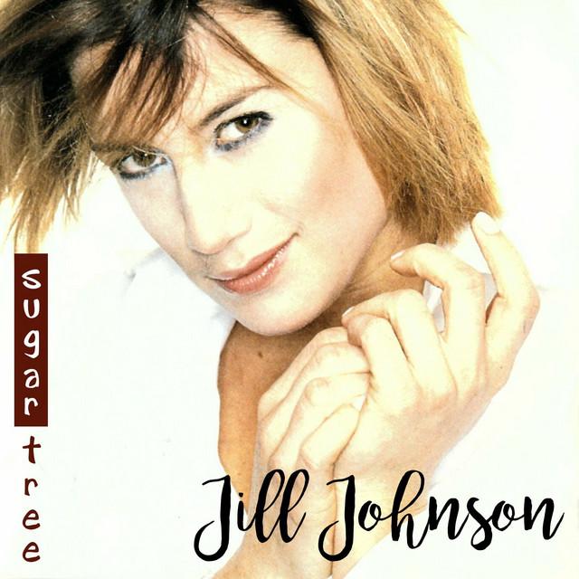 Skivomslag för Jill Johnson: Shake The Sugartree