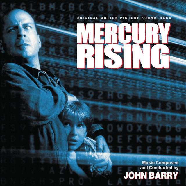 Mercury Rising (Original Motion Picture Soundtrack) - Official Soundtrack