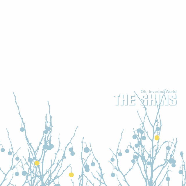 The album cover for New Slang - 2021 Remaster by The Shins.