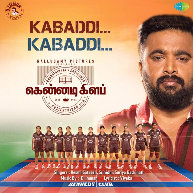 """Kabaddi Kabaddi (From """"Kennedy Club"""") - Single"""
