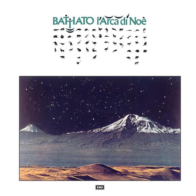 Franco Battiato Radio Varsavia - Remastered acapella