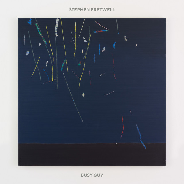 Stephen Fretwell  Busy Guy :Replay