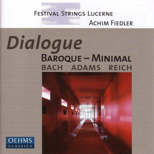 Bach, J.S.: Brandenburg Concertos Nos. 3 and 6 / Adams: Shaker Loops / Reich: Triple Quartet
