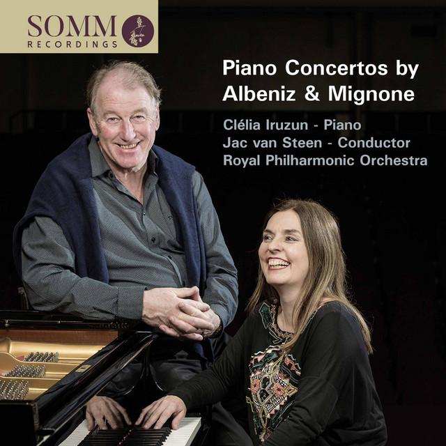 Mignone & Albéniz: Piano Concertos