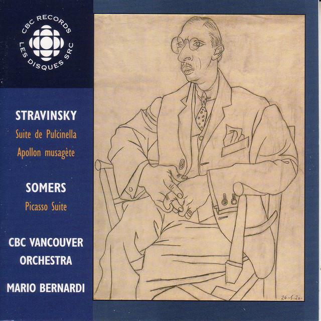 Stravinsky: Suite De Pulcinella / Apollon Musagete