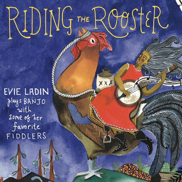 Riding the Rooster