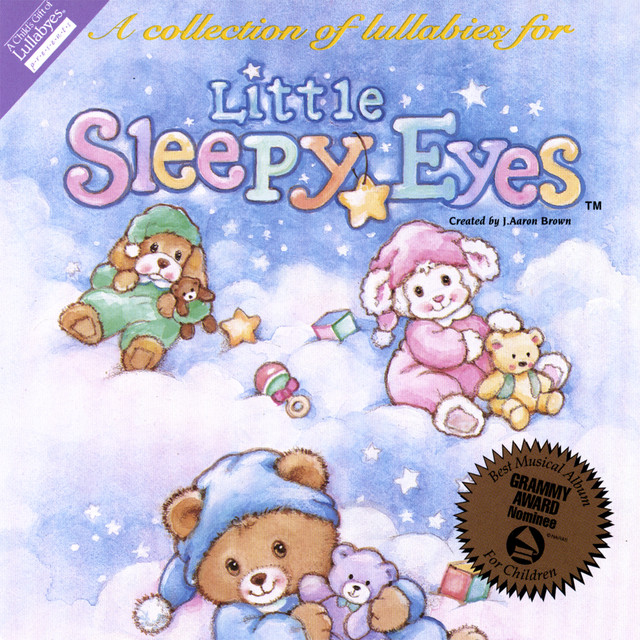 Little Sleepy Eyes by Barbara Bailey Hutchison