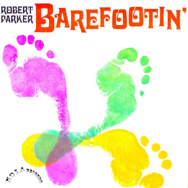 Barefootin' (66) album cover