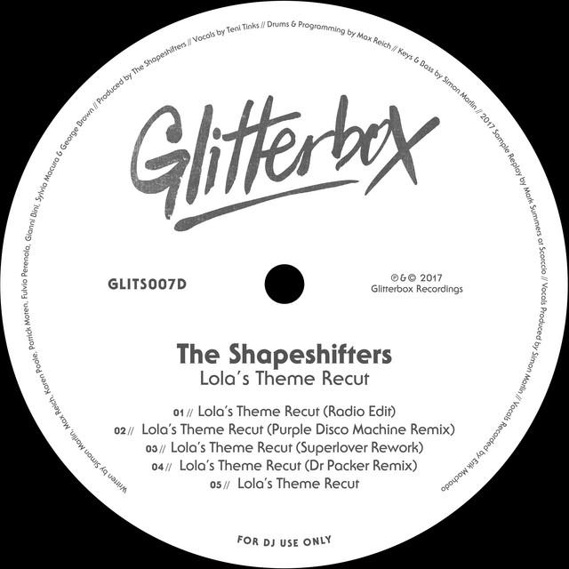 The Shapeshifters jetzt auf 1st House Radio