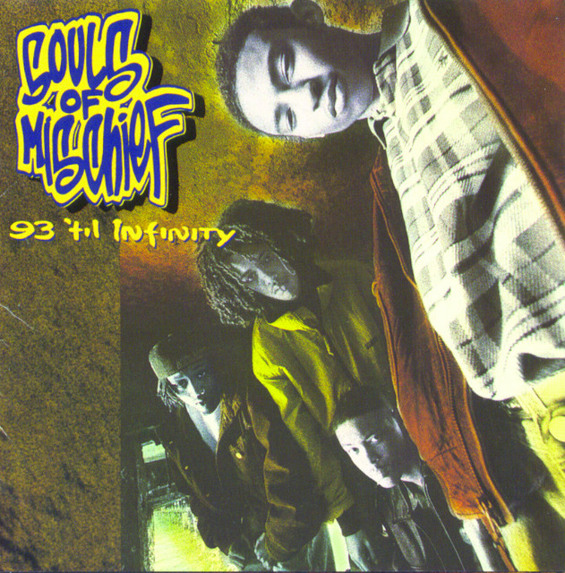 Souls Of Mischief album cover