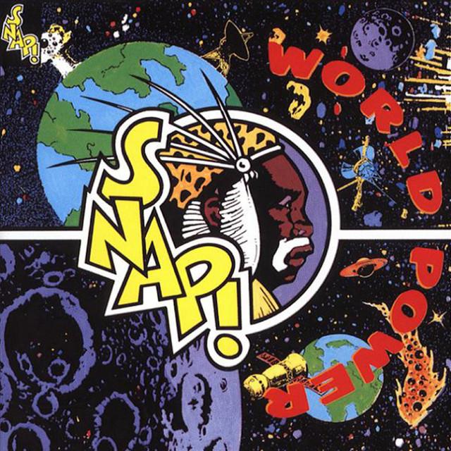 SNAP! album cover