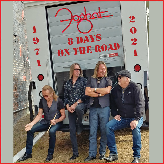 Eight Days on the Road (Live)