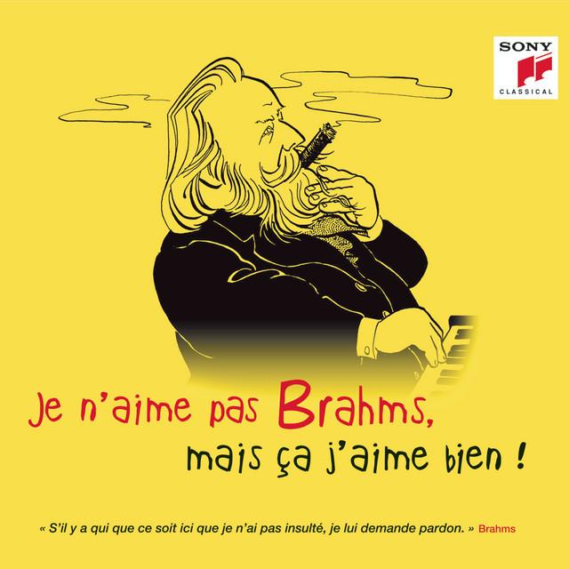 Je n'aime pas Brahms, mais ça j'aime bien !