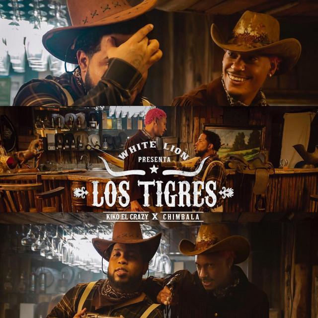 Los Tigres album cover