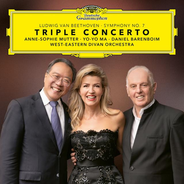 Beethoven: Triple Concerto & Symphony No. 7 (Live)