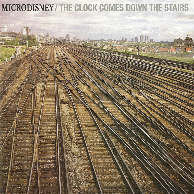 Microdisney  The Clock Comes Down The Stairs :Replay