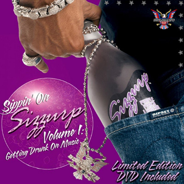 Diplomats Present - Sippin' On Sizzurp Volume 1: Getting Drunk On Music
