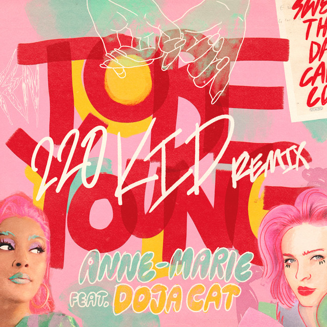 To Be Young (feat. Doja Cat) [220 KID Remix]