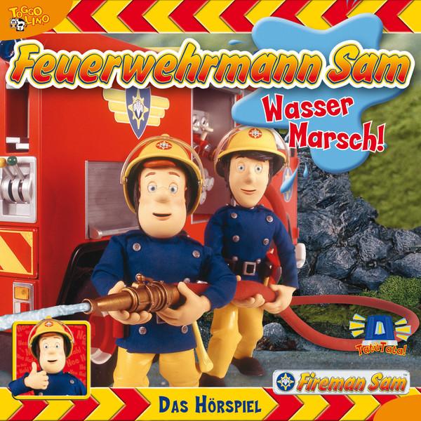 Feuerwehrmann Sam - Wasser Marsch