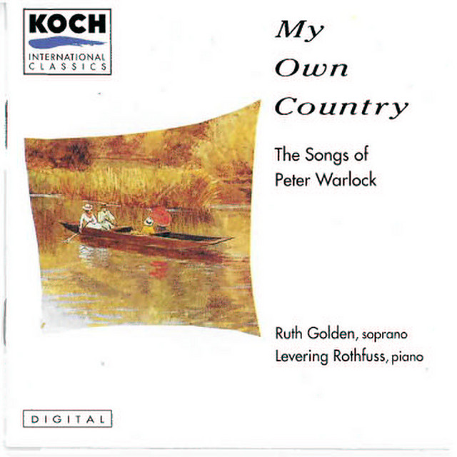 My Own Country album cover