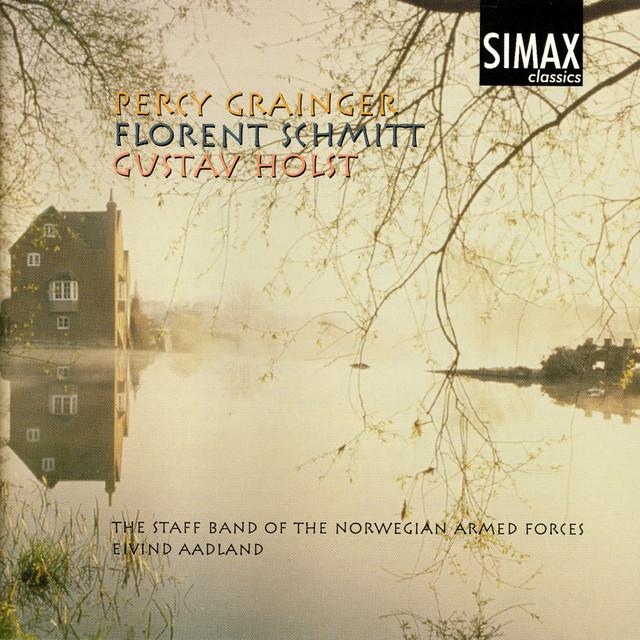 Percy Grainger/ Florent Schmitt/ Gustav Holst