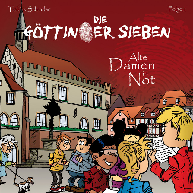 Folge 1: Alte Damen in Not Cover