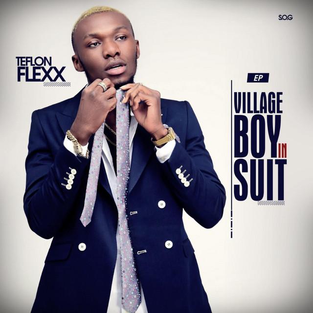 Village Boy in Suit