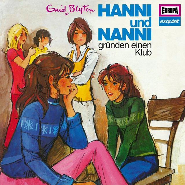 Klassiker 5 - 1973 Hanni und Nanni gründen einen Klub Cover