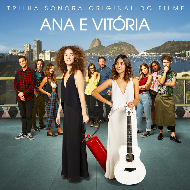 Elenco Original Do Filme Ana e Vitória