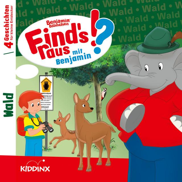 Find's raus mit Benjamin: Wald Cover
