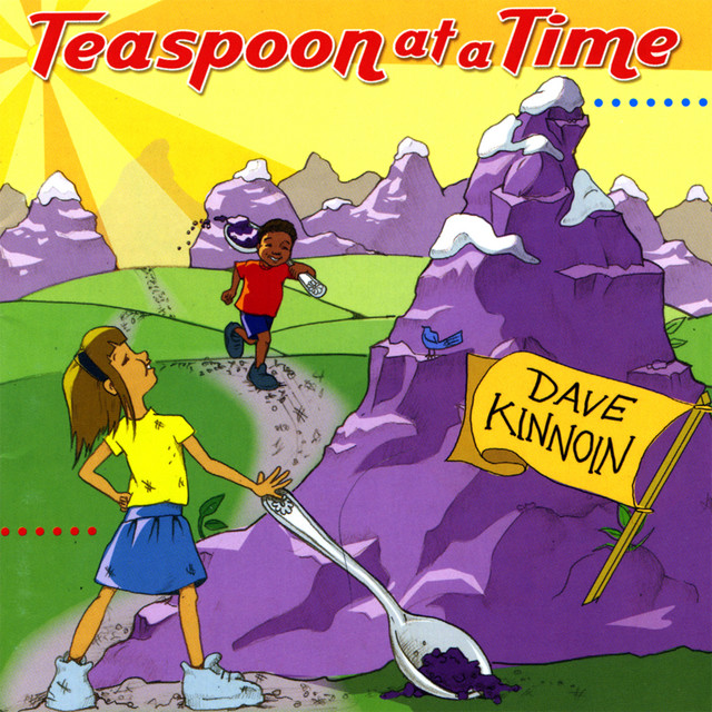Teaspoon at a Time by Dave Kinnoin