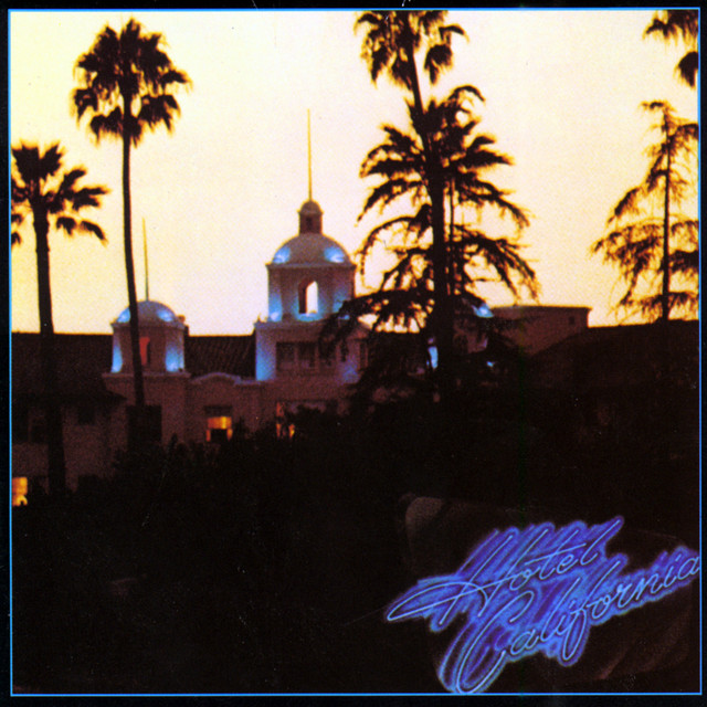 Eagles Hotel California - 2013 Remaster acapella