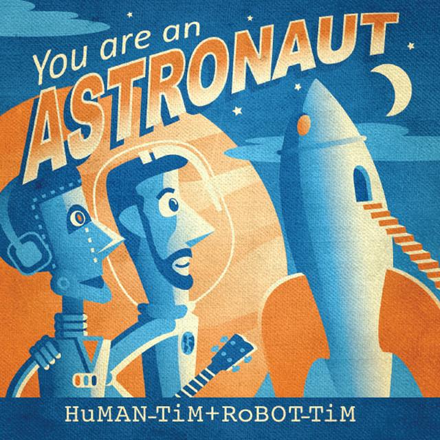 Human-Tim & Robot-Tim