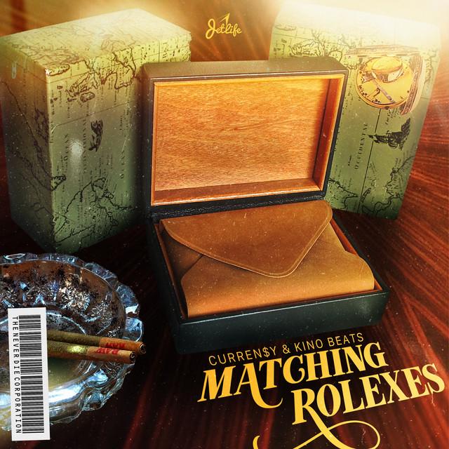 Matching Rolexes