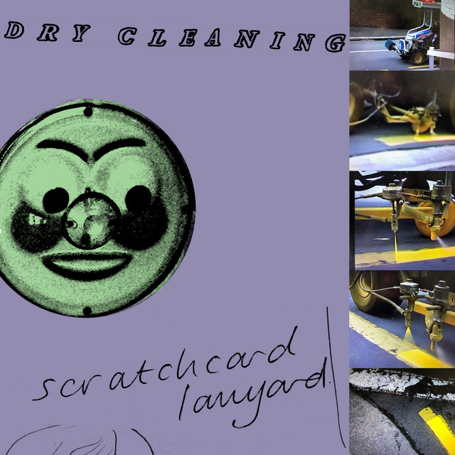 Cover art for Scratchcard Lanyard by Dry Cleaning