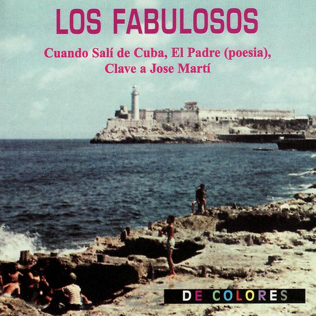 Cuando Sali de Cuba cover