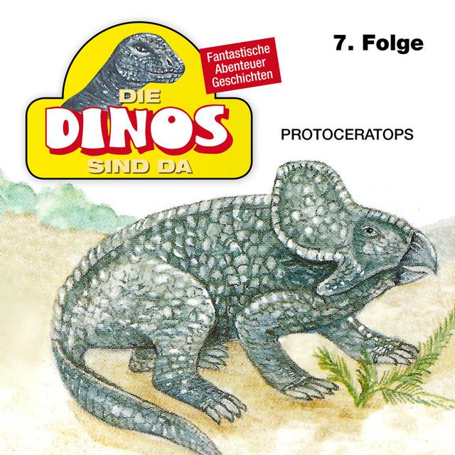 Folge 7: Protoceratops Cover
