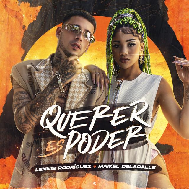 Querer Es Poder album cover