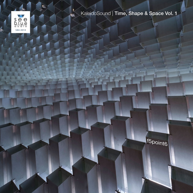 'KaleidoSound: Time, Shape & Space Vol. 1' Image