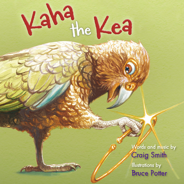 Kaha the Kea by Craig Smith