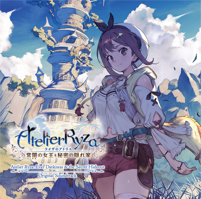 Atelier Ryza: Ever Darkness & the Secret Hideout Original Soundtrack