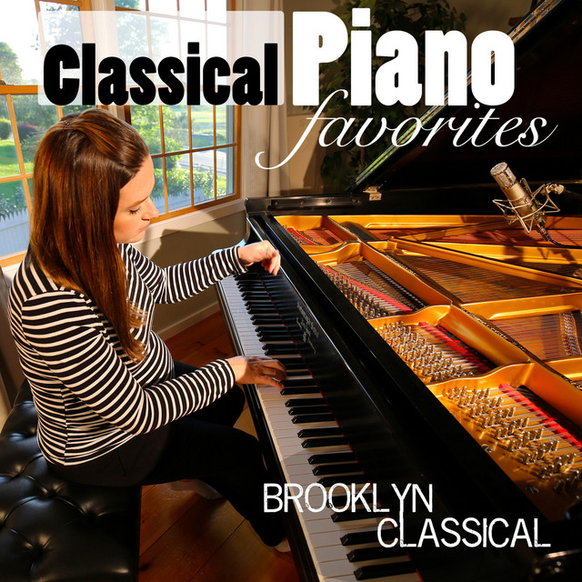 Classical Piano Favorites: Mozart, Beethoven, Chopin, Brahms, Debussy