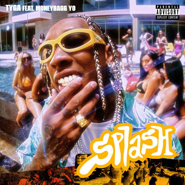 Tyga Splash (feat. Moneybagg Yo) acapella