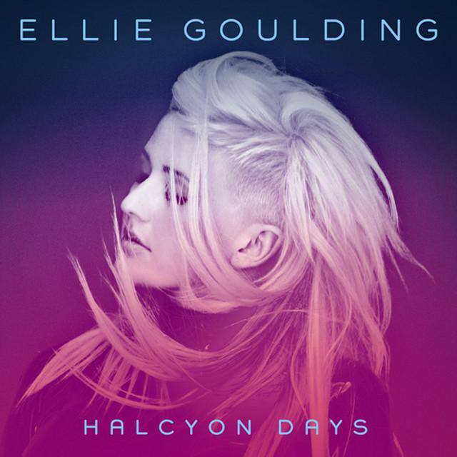 Ellie Goulding album cover