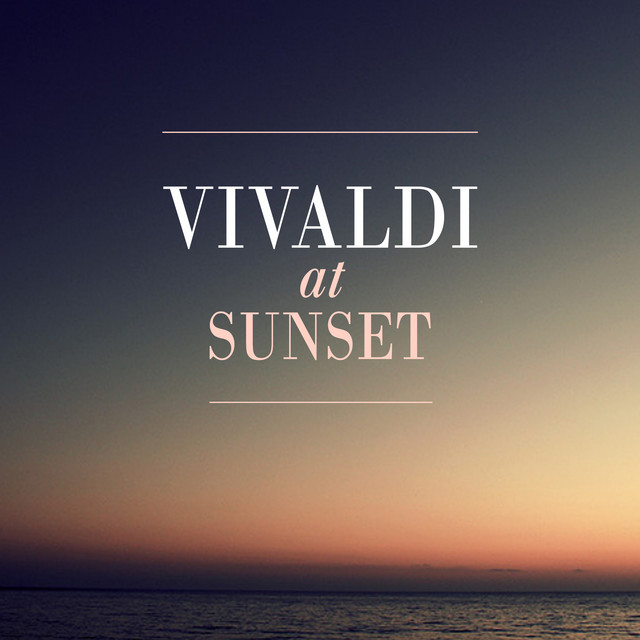 Vivaldi at sunset